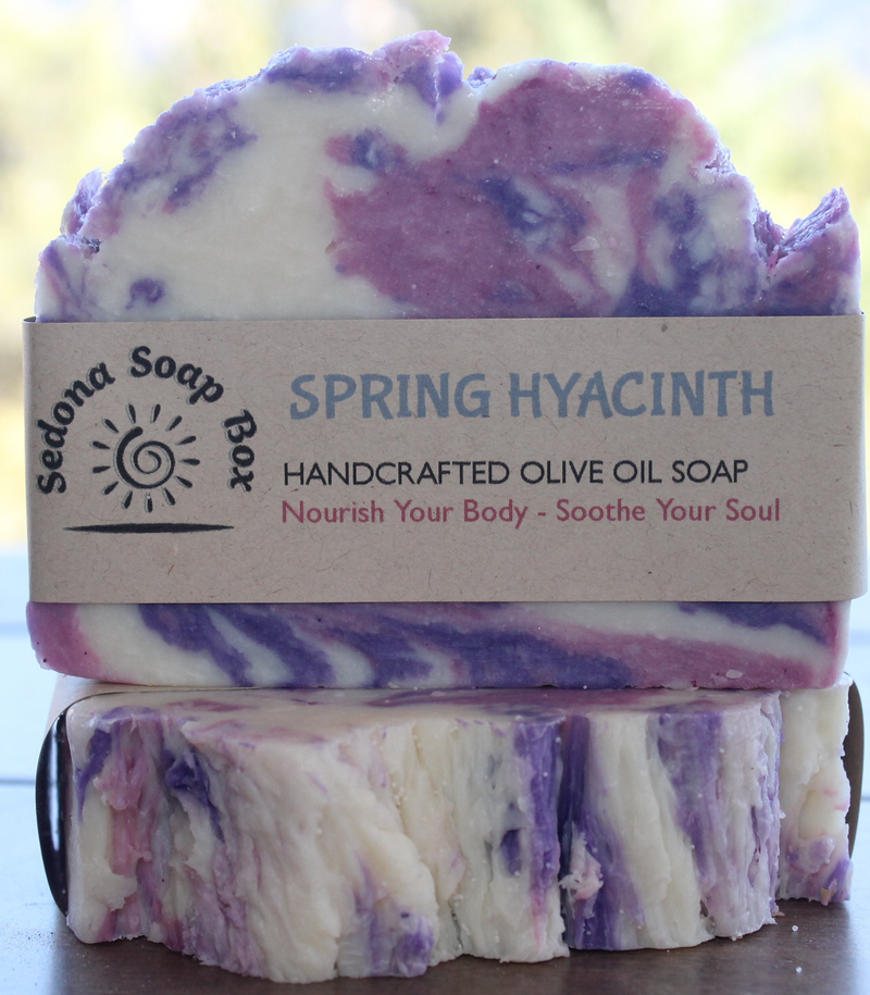 Bar Soap - Spring Hyacinth - limited edition - SOAP