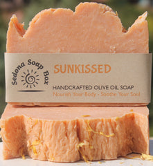 Bar Soap - Sun Kissed Orange