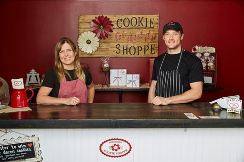 Riverside Cookie Shoppe - Our Story