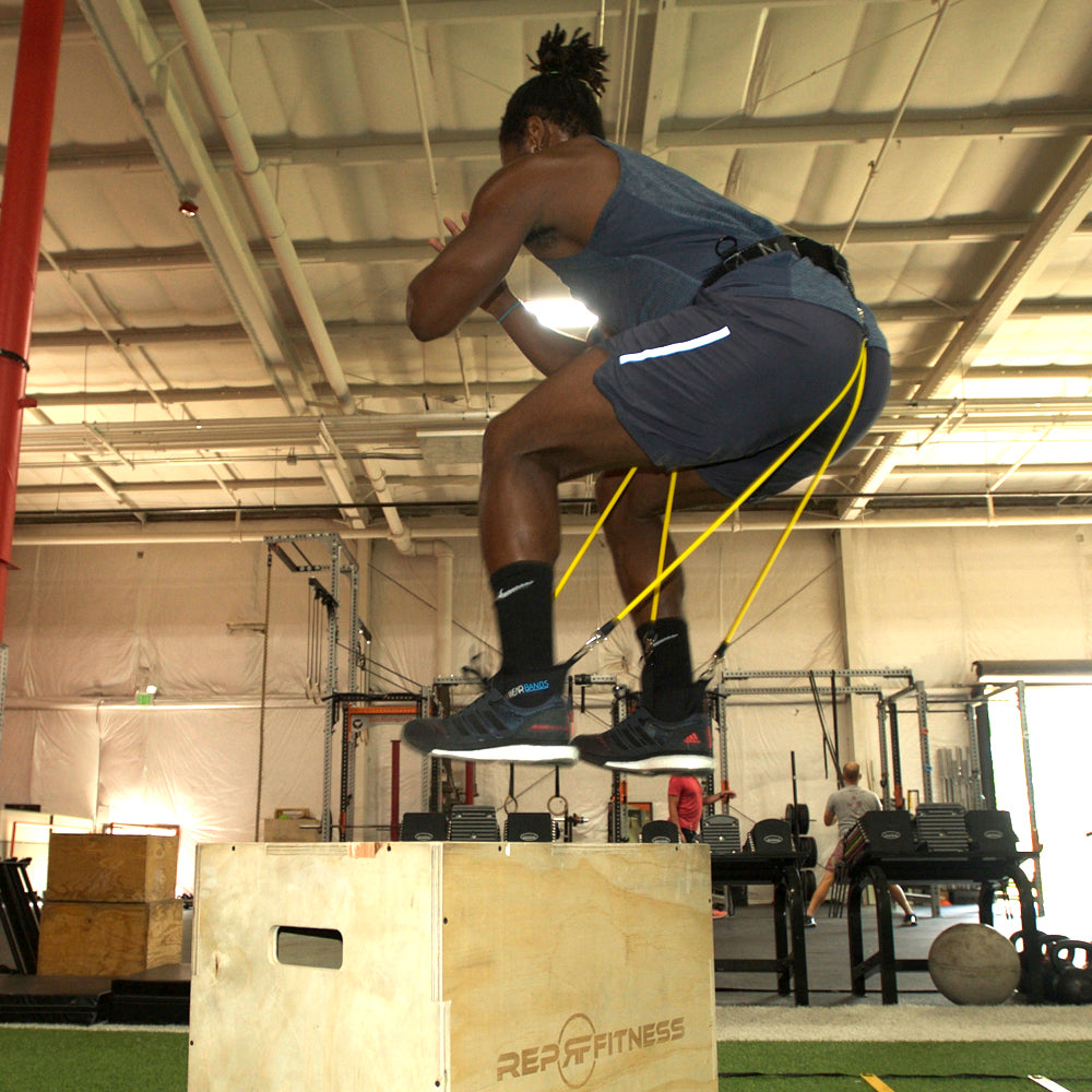 WearBands as Wearable Resistance Bands for Athletes