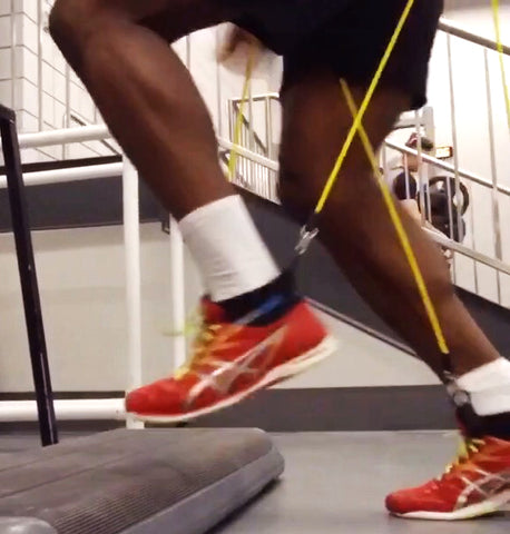 WearBands as Sports Training Equipment for Athletes