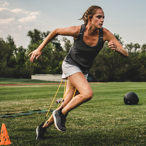 WearBands as Resistance Bands for Athletes