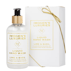 Lime and Basil Hand Wash