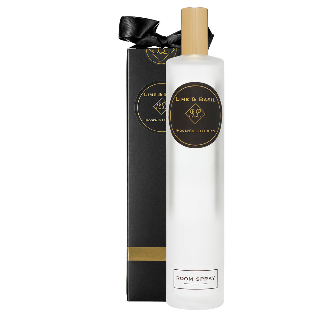Lime & Basil Room Spray: More fragrance per bottle than Eau de Parfum 100ml £14.00 - Imogen's Luxuries