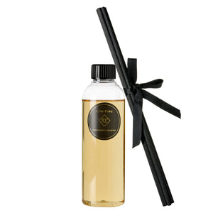 Log Fire Reed Diffuser Refill