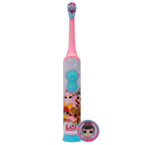 Firefly LOL Rotary Toothbrush with Antibacterial Cap