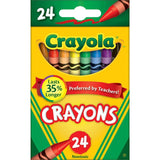 Crayola Crayons- 24 Pack (You Donate: $.25)