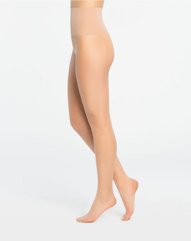 Spanx Tummy Shaping Sheers Color: Nude 2 / Size B