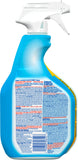 Clorox Bathroom Foamer with Bleach, Spray Bottle, Original, 30 Ounces