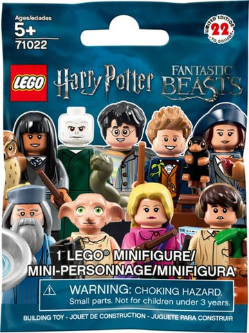 LEGO - Minifigures Harry Potter and Fantastic Beasts - Styles May Vary