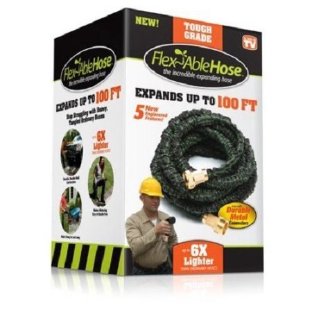 Flex-able Flex Able Hose 100ft Tough Grade (You Donate: $3.65)
