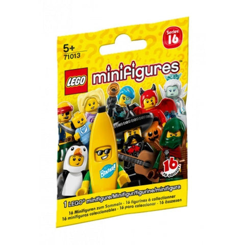 Lego Series 16 Minifigures 71013 (You Donate: $.90)