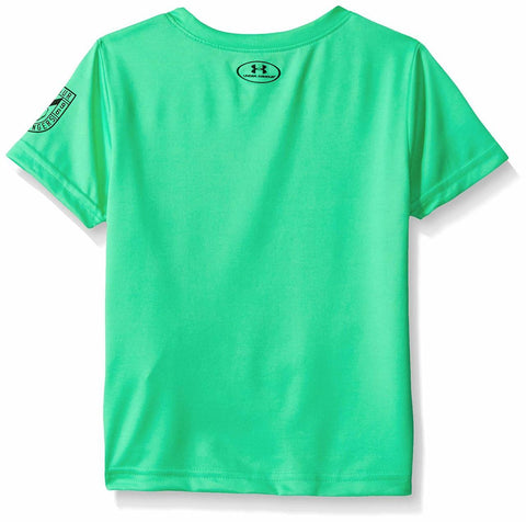 Under Armour Little Boys' Load 'Em up Short Sleeve Tee Size 6 (You Donate: $2.00)