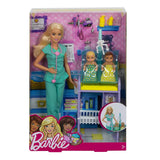 Barbie Careers Baby Doctor Playset