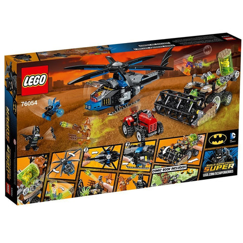 LEGO Super Heroes 76054 Batman: Scarecrow Harvest of Fear Building Kit 563 Piece (You Donate: $8.00)