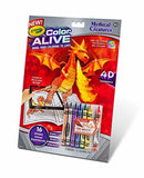 Crayola Color Alive Action Coloring Pages-Mythical Creatures (You Donate: $1.25)