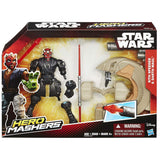 Star Wars Hero Mashers Sith Speeder and Darth Maul