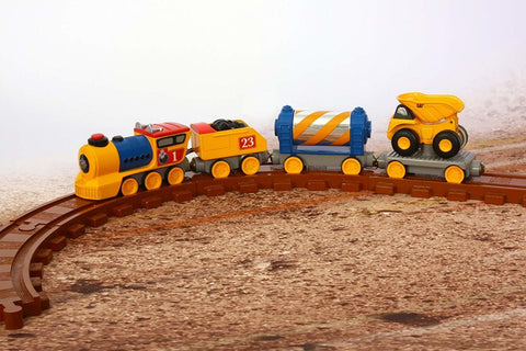 Toy State Caterpillar Preschool: Express Train Light and Sound (You Donate: $3.50)