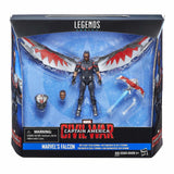 Marvel Legends Series Falcon with Flight Tech and Redwing, 3.75-Inch (You Donate: $2.50