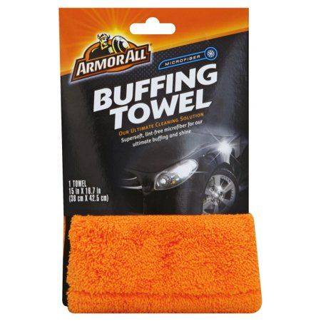 ARMORALL MICROFIBER BUFFING TOWEL