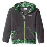 Boys' Glacial Fleece Novelty Full Zip Size XS (You Donate: $4.50)