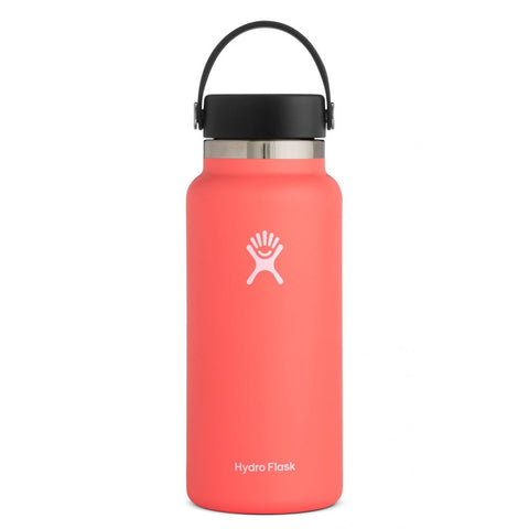 Hydro Flask 32 ounce Wide Mouth - Hibiscus