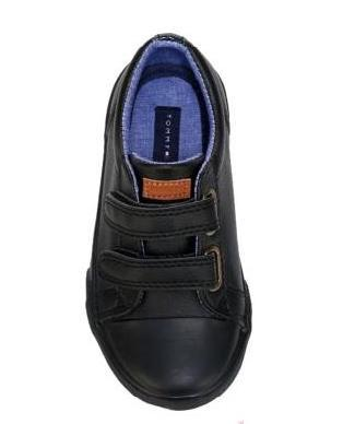 Tommy Hilfiger Cormac Core Strap Sneaker Toddler Size 11 (You Donate: $2.90)