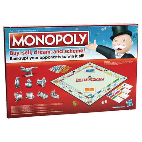 Monopoly® Game - Classic