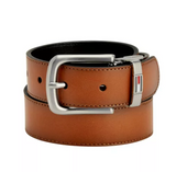 Big Boys Belt with Striped Lining