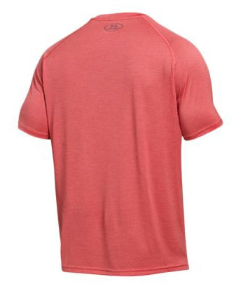 Under Armour Tech T-Shirt for Men Pomegranate Size Small (You Donate: $2.00)