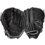 "Wilson A360 12.5"" Utility Baseball Glove - Right Handed (You Donate: $5.00)"