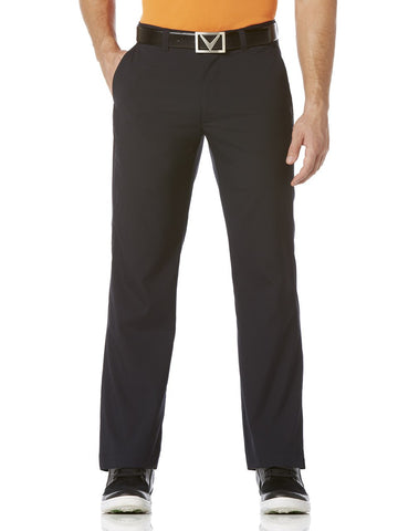 MEN'S Performance Flat Front Feather Weight Tech Pant Size 34/30 (You Donate: $5.50)