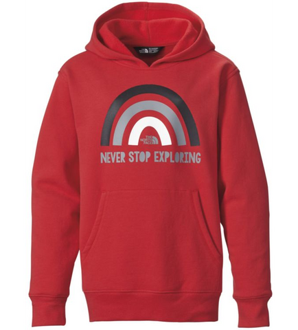 The North Face Boys' Pullover Hoodie Size Boys S (You Donate: $3.50)