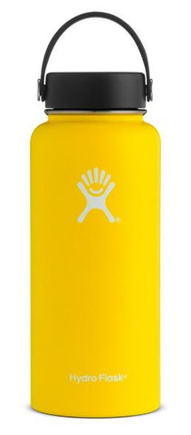 Hydro Flask 32 ounce Wide Mouth - Sunflower