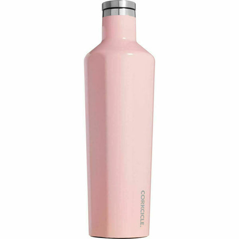 Corkcicle Classic Collection 25oz Canteen - Rose Quartz