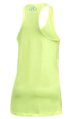 Under Armour Girls' Branded Tank Top Size YSM (You Donate: $1.25)