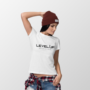 Level Up Short-Sleeve Unisex T-Shirt