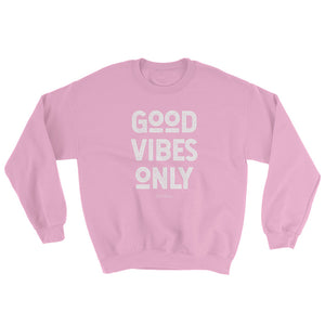 Good Vibes Only Sweatshirt -  - KiKi Collection