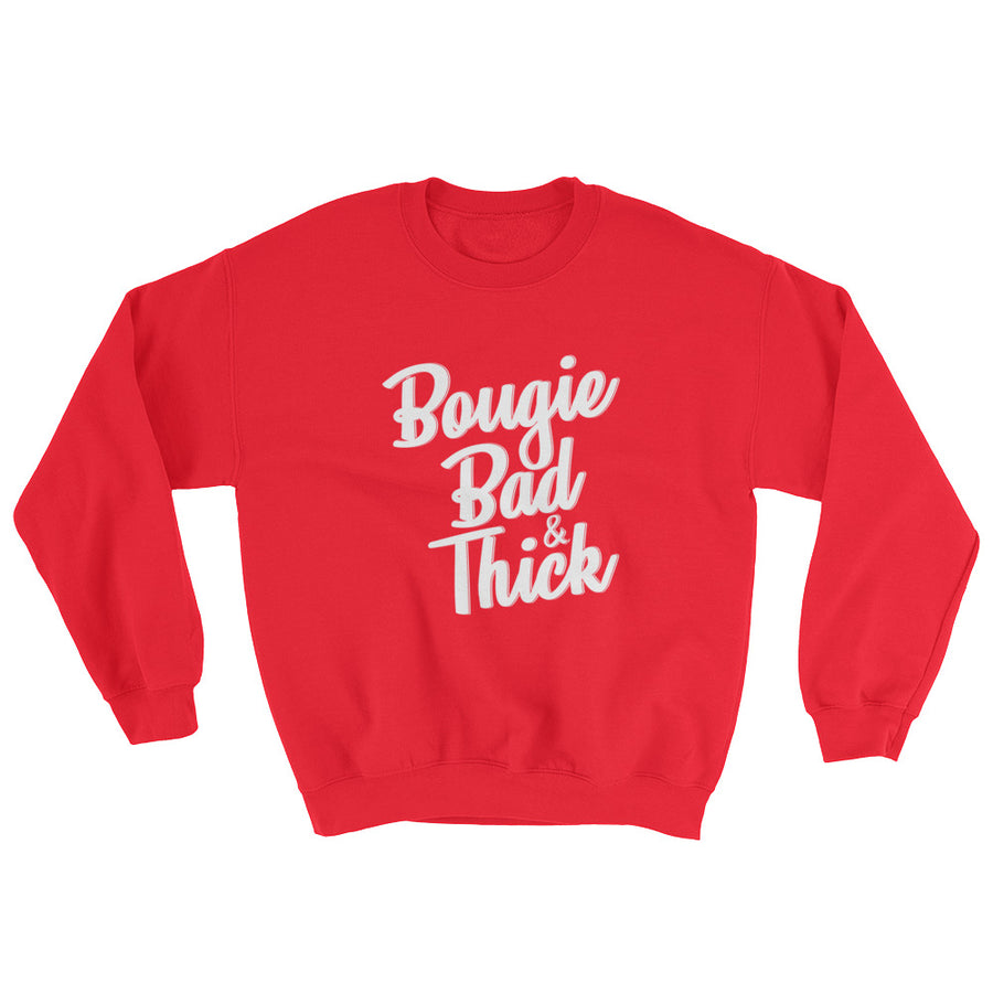 Bougie Bad and Thick Sweatshirt -  - KiKi Collection