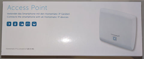 HomeMatic IP Access Point - Seite 1