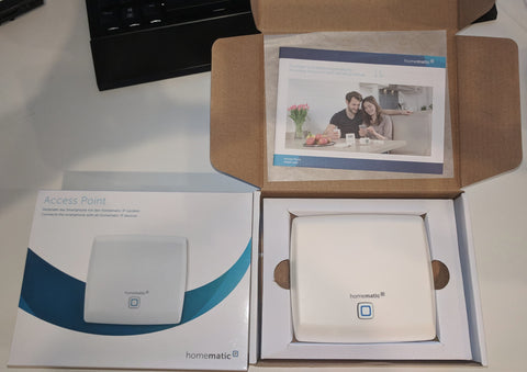 HomeMatic IP Access Point - Box offen