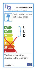 LED-Leiste 44 W RGB + Tunable White - 3m