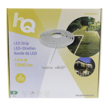 Laden Sie das Bild in den Galerie-Viewer, LED-Leiste 30 W Warmweiss 1500 lm - 5m