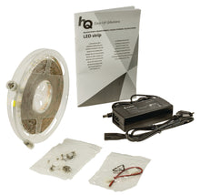 Laden Sie das Bild in den Galerie-Viewer, LED-Leiste 24 W Warmweiss 1400 lm - 5m