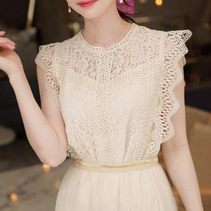Splendid Lace Blouse