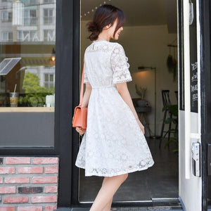 Summer Blitz Lace Dress
