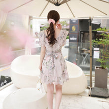Load image into Gallery viewer, Romantic Princess Floral Dress