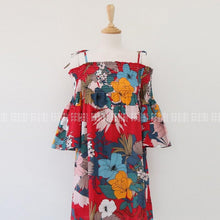 Load image into Gallery viewer, Summer Floral Dress