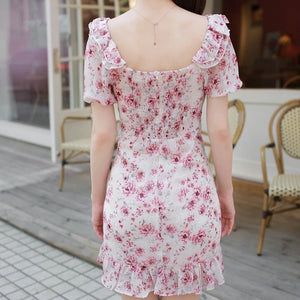 Magical Floral Dress