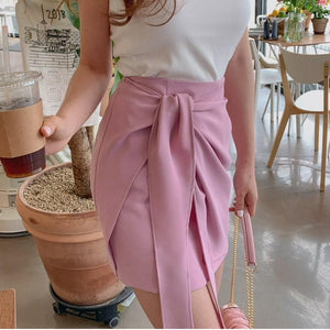 Butterfly Layered Ribbon Skirt
